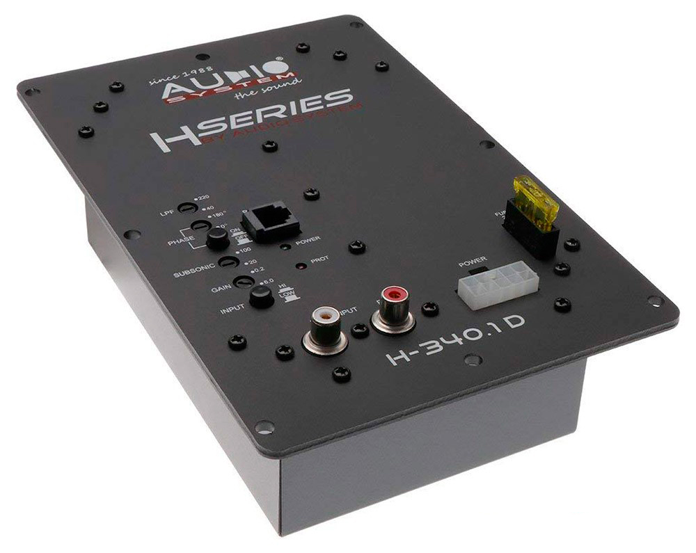 Audio System Helon Series H-340.1